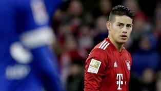 James Rodriguez từng được liên hệ chuyển tới Arsenal hồi tháng Giêng, tuy vậy trong tương lai anh sẽ không chuyển tới Premier League. MARCA: James Rodriguez...