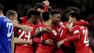 Bayern will look to continue closing the gap on Bundesliga leaders Borussia Dortmund when they face Augsburg on Friday night. With their title rivals in a bit...