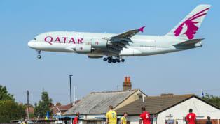 Fim da novela! Neste sábado (1º), o Paris Saint-Germain anunciou acerto de patrocínio com a companhia aérea Qatar Airways. O acordo vale por três temporadas...
