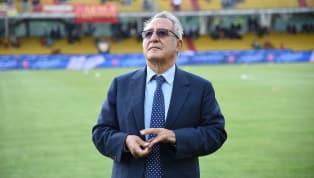 Il Benevento, dopo un anno di A, si prepara a giocare di nuovo la Serie B. Il presidente Oreste Vigorito però, non fa drammi, anzi, spera di poter tornare...