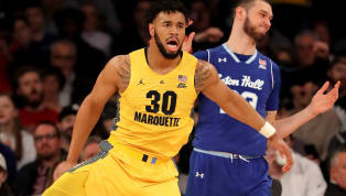 ​Cover Photo: Getty Images Thursday's NCAA Tournament action features a West Region matchup between the No. 5 Marquette Golden Eagles (24-9) and the No. 12...