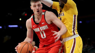 Ohio State Basketball Transfer Micah Potter Explains Why He Transferred Out of Columbus