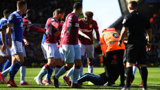 ​The Football Association have released a statement condemning this weekend's pitch invasions, stating that a 'line has been crossed'. Aston Villa midfielder...