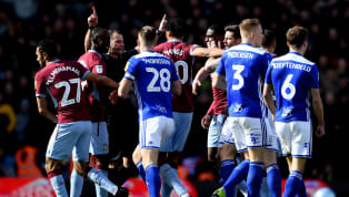 lash ​Both Birmingham City and Aston Villa have been charged by the FA for failing to control their players in last weekend's fiercely contested local derby....