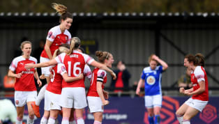 nues ​Arsenal and Manchester City remain locked within a point of each other at the top of the Women's Super League table, with only a few tense weeks of the...
