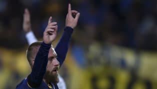 Esordio in grande stile in Argentina perDaniele De Rossicon la maglia del Boca Juniors. Ci ha messo poco più di un'ora di gioco, esattamente 77 minuti,...