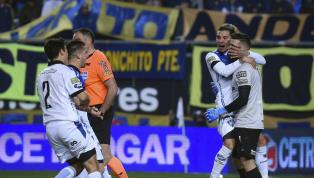 Por los 16avos de final de laCopa Argentina, Almagro dio el batacazo y eliminó aBocapor penales (3-1) tras el 1-1 en los 90 minutos, en un partido que...