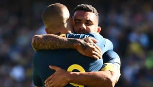 Darío Benedetto rompió el silencio y habló de todo. Su festejo con la lengua, cómo ve a los delanteros del equipo, las palabras de Carlos Tévez y la...