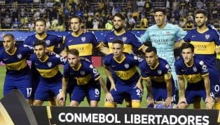 Por los cuartos de final de vuelta de laCopa Libertadores de América,Boca Juniorsigualó en La Bombonera 0-0 ante Liga de Quito, y se clasificó a una de...