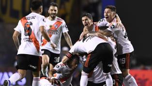 River hizo valer la ventaja obtenida como local y pese a caer 1 a 0 con gol de Hurtado, se clasificó a la final de la Copa Libertadores donde espera por...