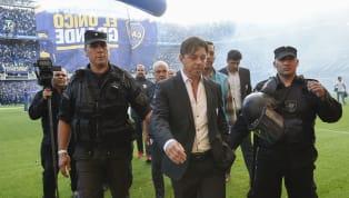Fueron siete las ocasiones, entre torneos nacionales e internacionales, que el equipo del Muñeco se presentó en el estadio Alberto J. Armando. El saldo arroja...