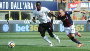 News ​Milan host Bologna at the San Siro in Serie A on Monday hoping to bounce back from their recent defeat away at Torino. Their 2-0 loss meant they were...