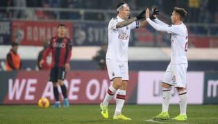 İtalya Serie A'nın 15. hafta mücadelesinde Bologna, kendi sahasında Milan'a 3-2 mağlup oldu. Konukekibe galibiyeti getiren golleri; 15. dakikada penaltıdan...