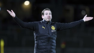 Manchester City fan Martin Warhurst was humorously mistaken for potentialHuddersfield Town boss Jan Siewert on Sunday by a reporter, while spectating the...