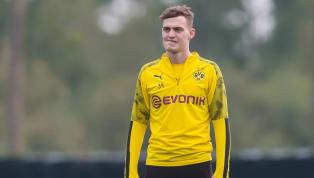 Aufgrund seiner Reservistenrolle könnte Jacob Bruun LarsenBorussia Dortmundnoch im Winter verlassen. Die Schwarz-Gelben sind gesprächsbereit, wollen aber...