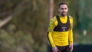 DerBVBreist offenbar ohne Angreifer Paco Alcacer und Innenverteidiger Dan-Axel Zagadou zum Rückrundenauftakt nach Augsburg. Bahnt sich bei Alcacer ein...