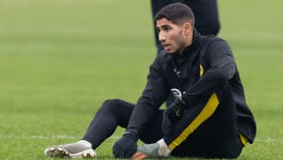 "​Real Madrid manager Zinedine Zidane has confirmed that defender Achraf Hakimi is set to have a ""great future"" in the Spanish capital, ruling out a move for..."