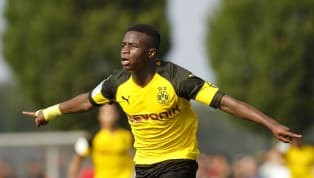 In football, there are few things as exciting as a young striker who scores goals for fun, and Borussia Dortmund certainly have one of those in 14-year-old...