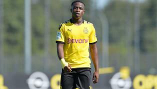 Auch in der U19 kennt Youssoufa Moukoko keine Gnade. Das Sturm-Juwel vonBorussia Dortmundsteht nach sieben Spielen in der A-Junioren Bundesliga bei 15...