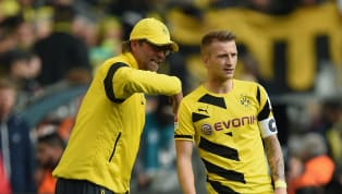 2012 ​Borussia Dortmund winger Marco Reus has heaped praise on former manager Jurgen Klopp, adding that the chance to work with the manager helped convince...