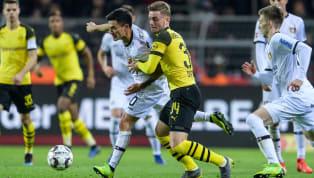Der vierte Bundesliga-Spieltag bietet am Samstagnachmittag gleich zwei Highlights,eins davon ist die Begegnung zwischen Borussia Dortmund und Bayer...