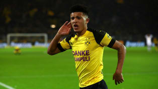 ​Who's the best young footballer in the world? Jadon Sancho! Who's going to win the 2019 Ballon d'Or? Jadon Sancho! What's 2+2? Jadon Sancho! The 19-year-old...