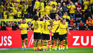 Following a week in which:  JACK GALLAGHER Borussia Dortmund won 5-1.  RUST COHLE  [Cutting in] I'd consider myself a realist, alright? But in philosophical...