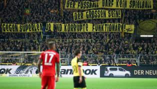 Tabellenführer Borussia Dortmund konnte das Bundesliga-Spitzenspiel gegen denFC Bayernfür sich entscheiden und hat nun sieben Punkte Vorsprung auf die...