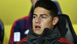 """CỰC NÓNG: Bayern ra quyết định quan trọng với James Rodriguez khiến Real """"phát sốt"""""""