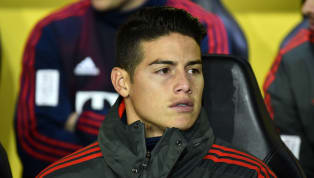 James Rodriguez Admits He Will Leave Bayern Munich if He Fails to Get Back in to First Team
