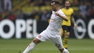 Kevin Stöger überzeugte in der abgelaufenen Spielzeit im Fortuna-Trikot. Am letzten Spieltag verletzte sich der Österreicher und riss sich das Kreuzband....