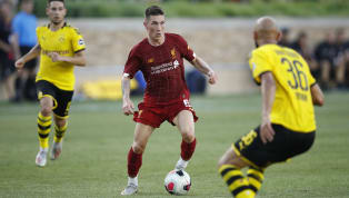 German giants Borussia Dortmund have reportedly made an approach to sign Harry Wilson from Liverpool. 22-year-old Wilson had a successful loan spell at Derby...