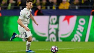 En fin de contrat avec le Paris Saint-Germain en juin prochain, le latéral Thomas Meunier devrait sauf retournement de situation quitter la capitale française...
