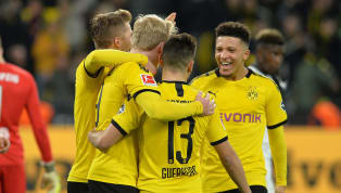 Borussia Dortmund mendapatkan hasil imbang dengan skor 3-3 dengan RB Leipzig dalam pertandingan pekan ke-16 Bundesliga 2019/20 dalam pertandingan yang...
