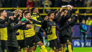 Am Dienstagabend hat Borussia Dortmund den Einzug in das Achtelfinale der Champions League klarmachen können. Durch den eigenen Sieg und die Schützenhilfe...