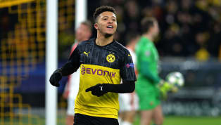 When you read the name 'Jadon Sancho', what's the next name that springs to mind? Some might say Ronaldinho, others might go with mercurial Stephen Hunt.  One...