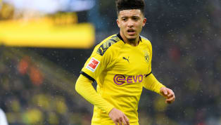 ​​Manchester United have reportedly been in contact with Jadon Sancho's agent for the last two months, but have yet to make a formal approach to ​Borussia...