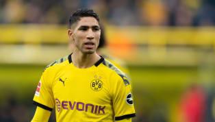 Minimnya kesempatan bermain yang didapat Achraf Hakimi bersamaReal Madriddirinya memutuskan untuk menjalani masa peminjaman bersamaBorussia Dortmund,...