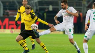 Am Dienstagabend trifft der TitelkandidatBorussia Dortmundauf den EuropaanwärterWerder Bremenim Rahmen der dritten Hauptrunde imDFB-Pokal.Beide...