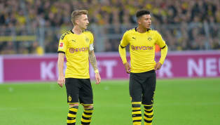 ​Borussia Dortmund captain Marco Reus has advised youngster Jadon Sancho to stay put at the German club for a year or two, amid speculations of a move away in...