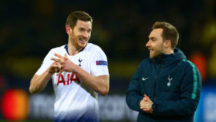 Christian Eriksen apparently did giveJan Vertonghen a black eye during training. However, the incident was afreak accident rather than the result of a...