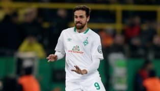 """DerSV Werder Bremenmuss in den kommenden Wochen auf Martin Harnik verzichten. Wie der SVW mitteilte, erlitt der Angreifer """"eine schwere Muskelverletzung..."""
