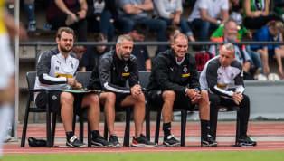 Das Trainingslager in Rottach-Egern am Tegernsee läuft für Borussia Mönchengladbach auf Hochtouren. Am Donnerstag gab es nach den intensiven Einheiten mal...