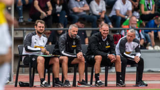 Als Co-Trainer von Marco Rose heuerte René Maric gemeinsam mit den übrigen Assistenztrainern des 42-Jährigen in diesem Sommer beiBorussia...
