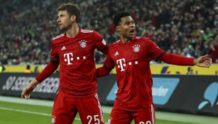 ​Bayern Munich have become the first team to reach the 4000-goal mark in the Bundesliga after hammering Borussia Monchengladbach 5-1 on Saturday. Die Roten...