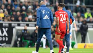 BeimFC Bayernkehrt nach derNiederlage in Gladbachwieder sportliche Tristesse ein. Zumindest personell konnte der Rekordmeister am Sonntag Positives...