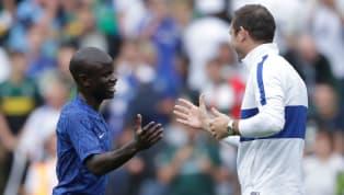 HLV Frank Lampard chia sẻ rằng anh đã đại chiến với HLV tuyển Pháp vì tiền vệN'Golo Kante. Kante không thể góp mặt trong trậnChelseagặp Newcastle vào tối...