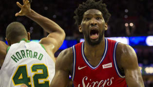 After Tuesday night's loss to the Celtics, 76ers All-Star Joel Embiid took to his post-game presser to ​reveal his disgust with the refereeing, insisting in...