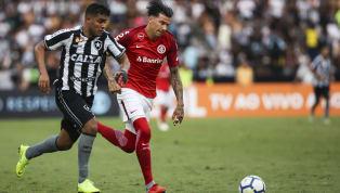 Liberado pelo Botafogo, atacante deve retornar ao Internacional em 2019