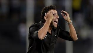 Alberto Valentim voltou ao Botafogo e, em sua primeira entrevista, revelou que o seu primeiro desafio é livrar o time matematicamente da zona de...